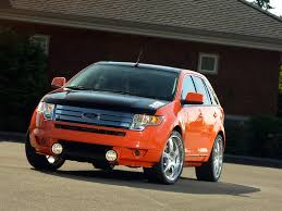 mazda tribute lifted edge ford edge custom suv tuning
