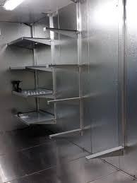 Metal Adjustable Shelving Mortuary Shelving Shelving Systems By E Z Shelving Systems Inc
