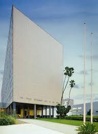 Exterior View Preserving Places With Difficult Stories L A U0027s Parker Center