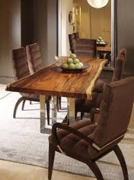 What A Gorgeous Piece Of Wood Turned Into Great Dining Room Table - Dining room table wood