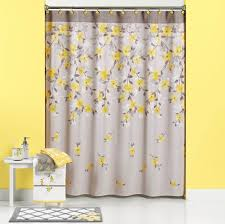 Shower Curtains With Matching Accessories Garden Shower Curtain And Bath Accessories