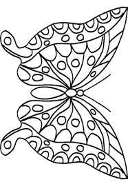 dessin à imprimer prefix de papillon a faire sur l u0027ordinateur