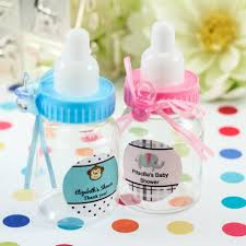 baby shower bottle favors personalized baby bottle favor shower favors favors and babies