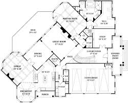 5 storey building floor plan autocad drawing of unit apartment