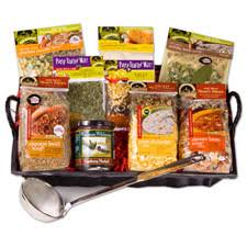 build your own soup gift basket frontier soups