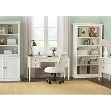 antique white bookcases white bookcases home office furniture the home depot