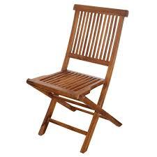 teck grade a lot de 2 chaises pliantes de jardin en teck huilé 60cm