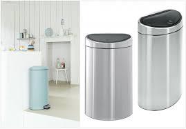 poubelle de cuisine design 5 idées gains de place pour la cuisine places and