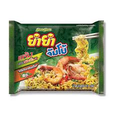 cuisine yum yum yum yum jumbo instant noodles pad kee mao 67g tops