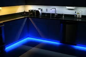kitchen led lighting under cabinet led kitchen under cabinet and toe kick lighting