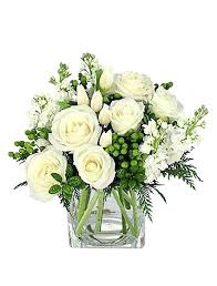 white flower arrangements white floral arrangements eatatjacknjills