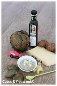 cuisine plus fr recettes recette pour bébé de purée de coeur d artichaut au comté dès 8 mois