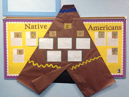native americans celebrate thanksgiving native american bulletin board education pinterest bulletin
