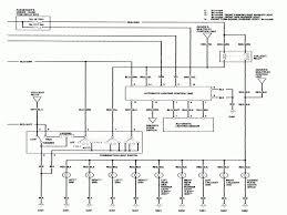 honda nsx wiring diagram honda wiring diagrams instruction