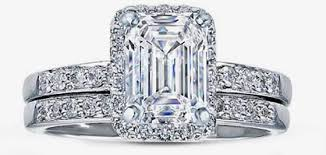 diamond wedding ring sets for what s the difference wedding set or bridal set jewelry wise