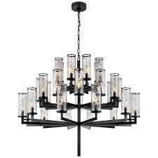chandelier chandelier liaison triple tier chandelier by kelly wearstler