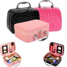 Box Makeup pro makeup storage bag jewelry box cosmetic artist