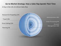 the cost of a direct sales representative revealed by vp marketing