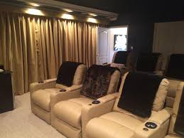 home movie theater seating home movie theater fancy with nice and sweet look seats mccabe39s