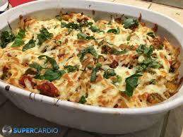 comment cuisiner courge spaghetti gratin de courge spaghetti supercardio