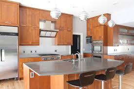 kitchen with island and breakfast bar ikea wood countertop kitchen modern with barstool breakfast bar