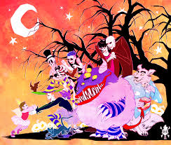 cartoon network halloween specials comics and other imaginary tales dark horse preview review for