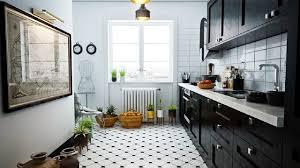 Black And White Kitchen Design Ideas 30 Jpg Pictures To by 30 Beautiful Black U0026 White Kitchen Designs Youtube