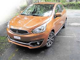 mitsubishi mirage hatchback 2015 the mitsubishi mirage jumps forward to 2017 motioncars motioncars