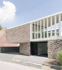 Grundst K Und Haus House K Von Graux U0026 Baeyens Ein Patiohaus In Buggenhout Belgien
