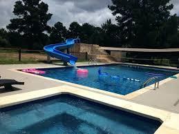 in water pool furniture residential swimming pool slides fiberglass