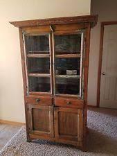 Safe Cabinet Pie Safe Antiques Ebay