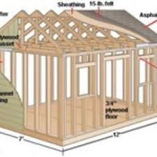 Diy 10x12 Storage Shed Plans by Garden Shed Plans Free 10 12 Elegant Best 25 Diy Storage Shed