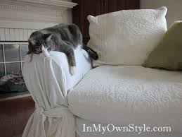 How To Cover A Chair Gift Make Your Own Chandelier How To Cover A Chair Or Sofa With