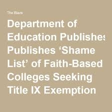 Seeking Title 8 Best Title Ix Images On College Teaching Higher