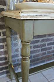 whimsical perspective meet old ochre my annie sloan chalk paint