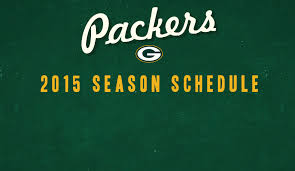Do The Packers Play On Thanksgiving Packers Announce 2015 Schedule