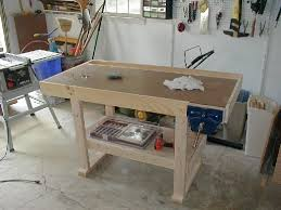 woodshop project ideas woodshop workbench pdf plans