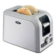 Brushed Stainless Steel Kettle And Toaster Set Oster 2 Slice Digital Countdown Toaster Brushed Stainless At