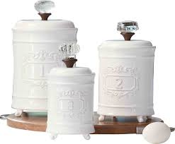 ceramic kitchen canisters sets mud pie circa 3 kitchen canister set reviews wayfair