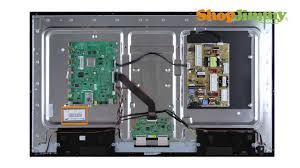 samsung lcd tv repair identifying samsung t con board part