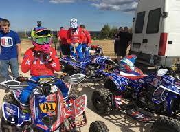 atv motocross videos dirt wheels magazine team usa atv motocross dominates at the