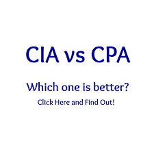 cia vs cpa which is better career comparison