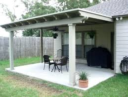 ideas for patios backyard patios covers staggering attached patio cover modified