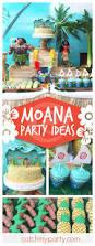 189 best moana birthday party ideas images on pinterest birthday