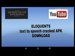 text to speech apk eloquents text to speech cracked apk and how to