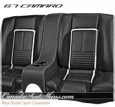 chevrolet camaro back seat 1967 camaro sport r seat conversion