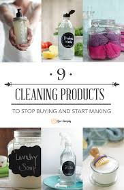 how to make natural bathroom cleaner 9 cleaning products to stop buying and start making live simply