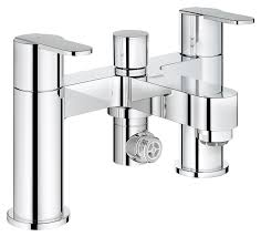 grohe 25135000 get two handled bath and shower mixer amazon co uk