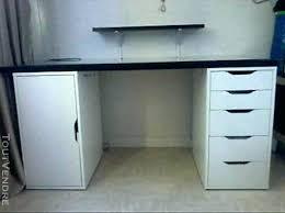 caisson bureau blanc laqué caisson bureau blanc laquac bureau 140 cm caisson 2 tiroirs travis