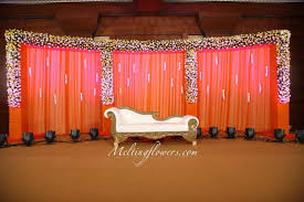 wedding backdrop on stage wedding backdrops backdrop decorations melting flowers